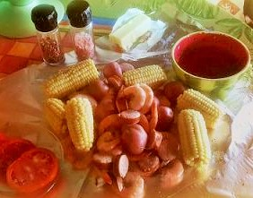 Spice It Up! Frogmore Stew