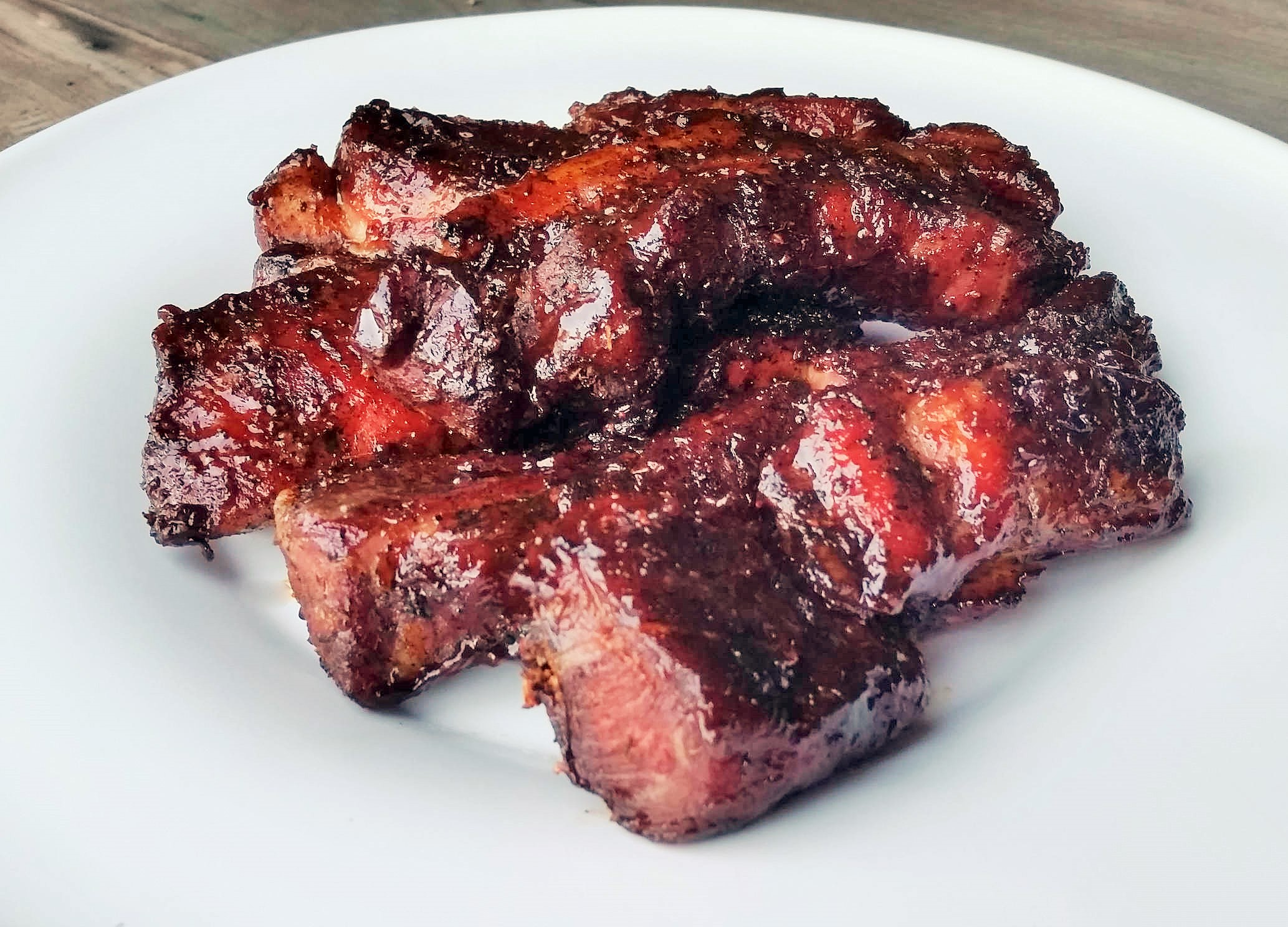 Smoky Country Ribs - Spice It Up